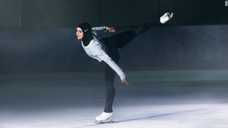 Nike is launching a new high-performance hijab for Muslim athletes