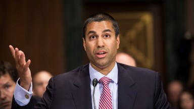 Trump's FCC chairman accuses Twitter of silencing conservatives