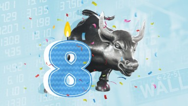 Happy birthday! Bull market in stocks turns 8 today