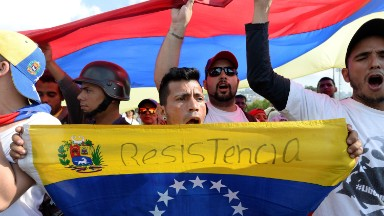 Venezuelans are outraged at Goldman Sachs