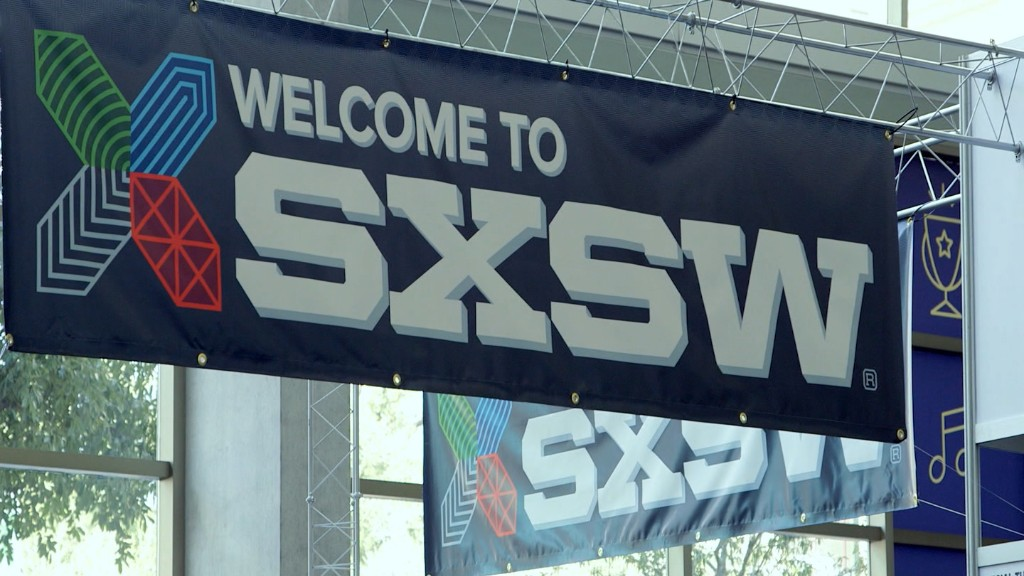 Behind the scenes at SXSW