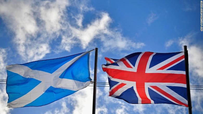 scotland united kingdom flag