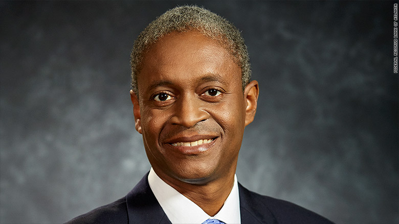 raphael bostic atlanta federal reserve
