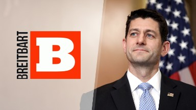 Breitbart vs. Paul Ryan: Website publishes audio of Speaker trashing Trump