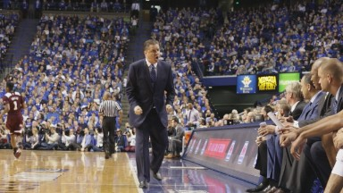 NCAA Tournament scores despite college basketball's flaws