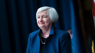 Growing up poor makes it harder to succeed: Janet Yellen