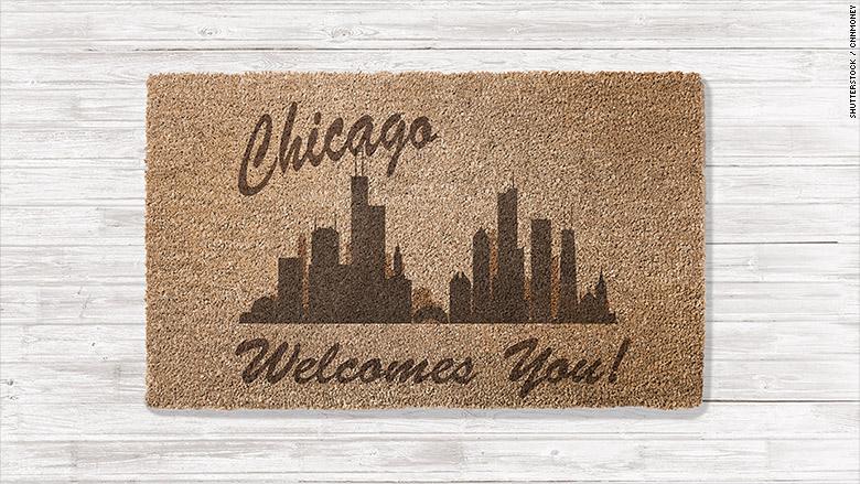 chicago geir program
