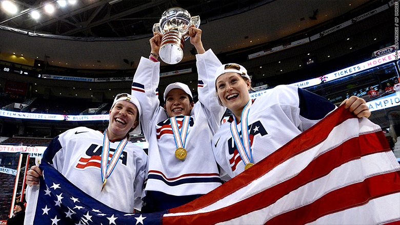 Women's national team is voting on a deal with USA Hockey