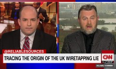 Tracing the origin of the UK wiretapping lie
