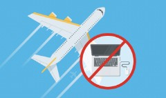 How the airline electronic ban is actually affecting travelers