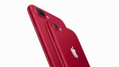 Apple unveils new Red iPhones
