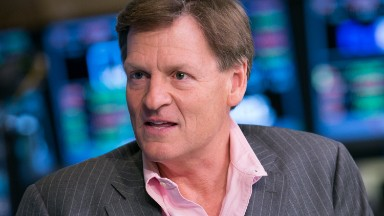 Michael Lewis on Trump and Obama