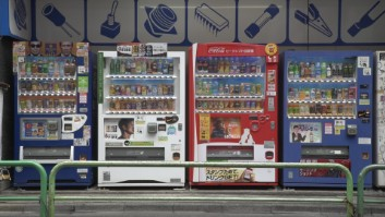 The quest to make Japan's millions of vending machines more fun