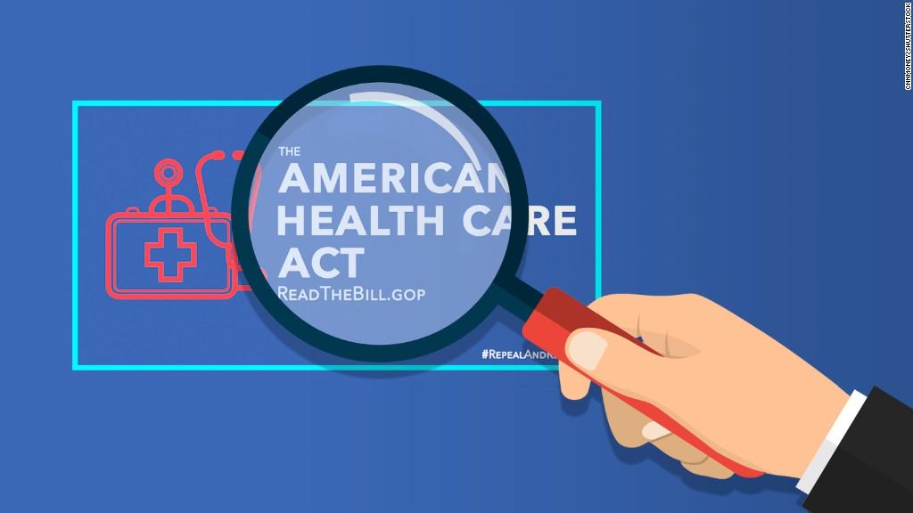 GOP remains split on health care bill