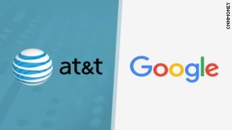 at&t google