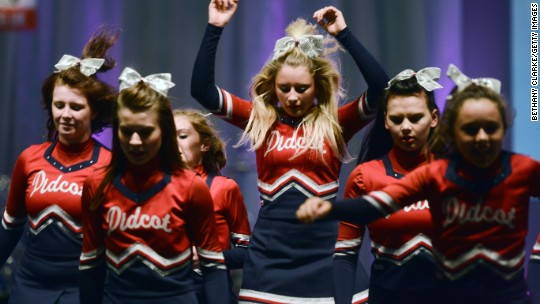 Cheerleader uniforms can now be copyrighted