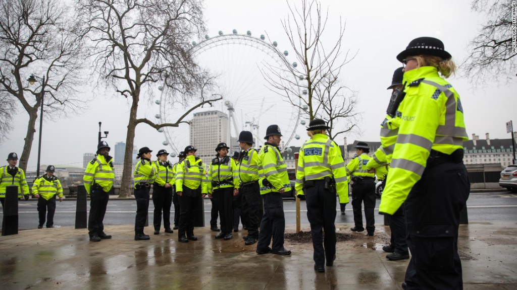 Mayor: 'London is safest city in the world'