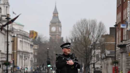 London tourism at risk after terror attack