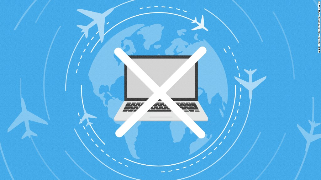 IATA: Electronics ban not long-term solution
