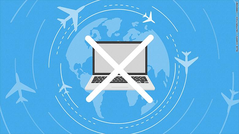 DHS Secretary: U.S. 'might' expand laptop ban