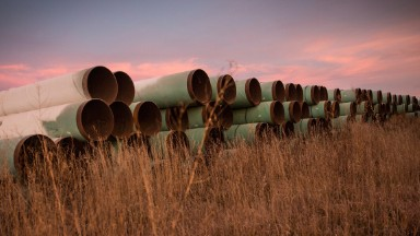 Keystone XL pipeline would only create 35 permanent jobs