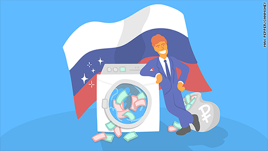 Global banks handled laundered Russian cash worth hundreds of millions