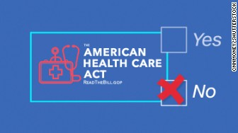 american healthcare act no