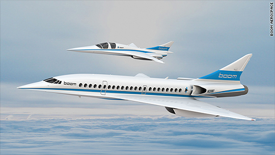 Boom lands $33 million to test supersonic aircraft