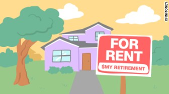 retirement rental property