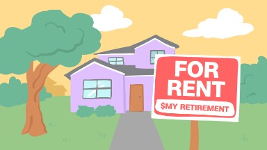 Should real estate be part of my retirement plan?