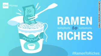 ramen to riches