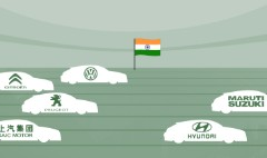 China joins race for booming Indian car market