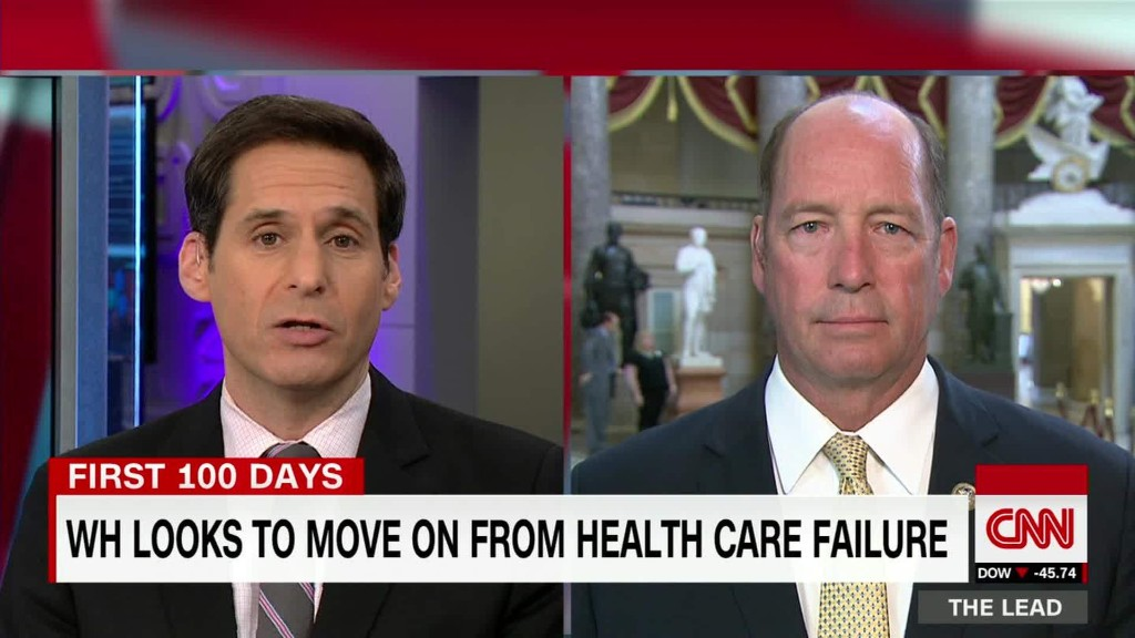 Yoho: Tax reform to be easier than health care