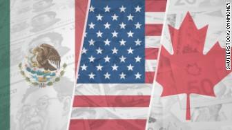 nafta mexico us canada