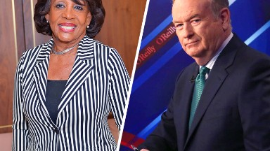 Rep. Maxine Waters: O'Reilly needs 'to go to jail'