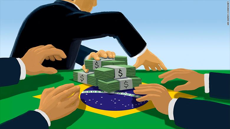 bribing brazilian ceos