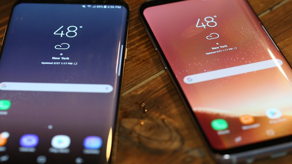 First Look: Samsung's Galaxy S8