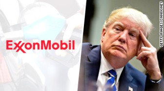 exxon trump climate change