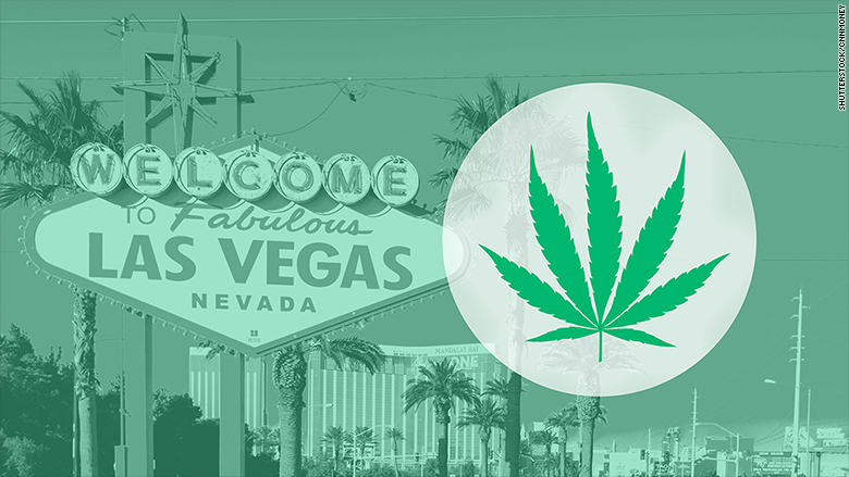 Pot is legal in Nevada, but you can't get it on the Vegas Strip - Mar. 30, 2017