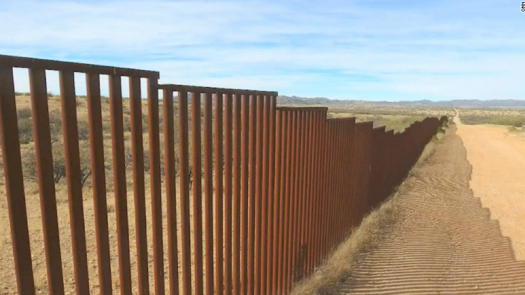 Will Trump S Border Wall Become A Fence