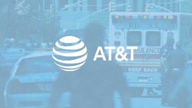 AT&T to build broadband network for first responders