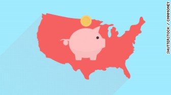 united states piggy bank