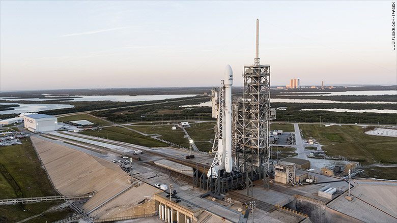 Countdown to SpaceX's first-ever launch of a used rocket