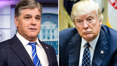 Hannity: Trump should not have published tweets about 'Morning Joe' host