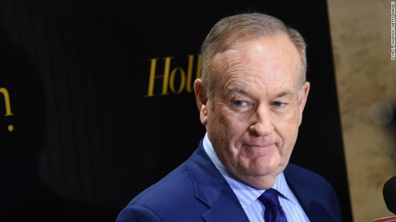 Bill O'Reilly 'mad at God' over sexual misconduct allegations