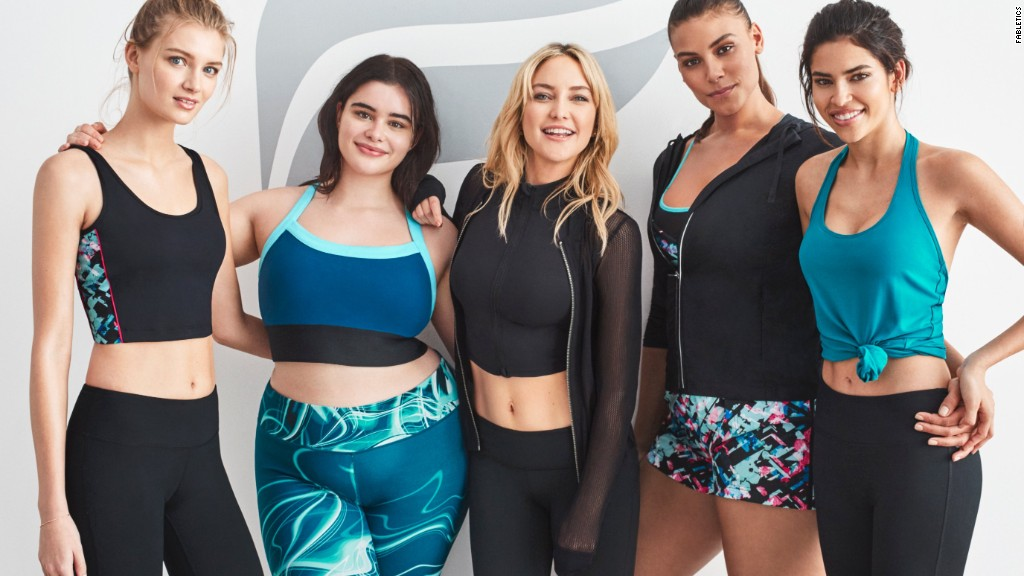 Kate Hudson: Key to Fabletics' success is community