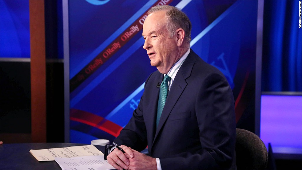 O'Reilly accuser'My voice is not for sale