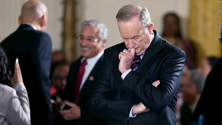bill oreilly white house