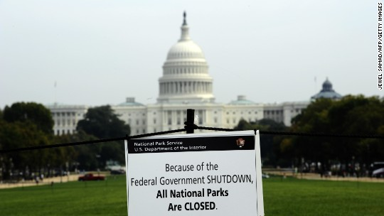Could Obamacare fight shut down Washington?
