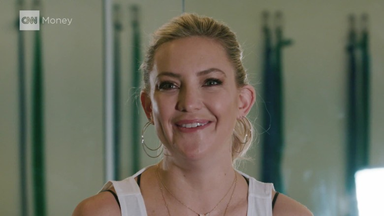 Kate Hudson wants to empower women to get fit - Apr. 6, 2017 Kate Hudson Activewear